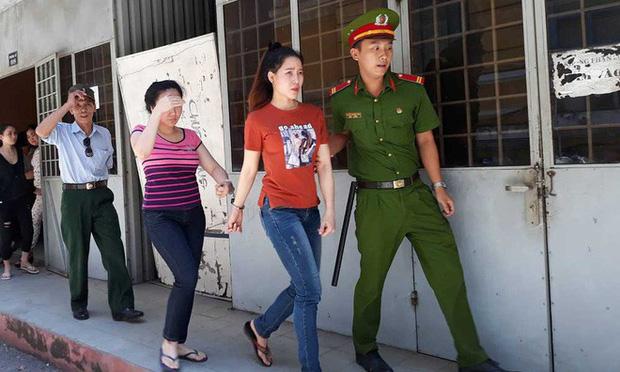 Cựu Hoa khôi Phạm Thị Thanh Hiền và