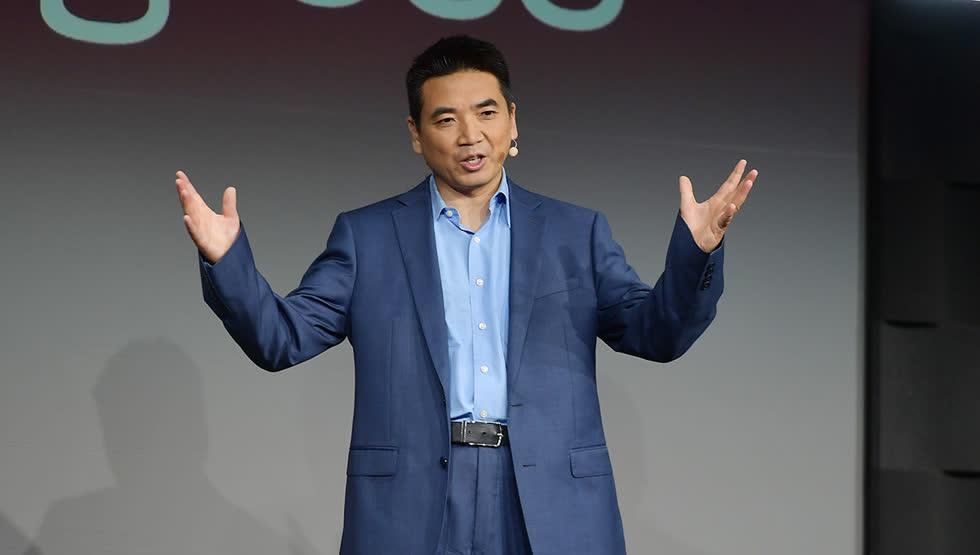 Eric Yuan, giám đốc điều hành của Zoom Video Communications Inc, là người Mỹ gốc Hoa.