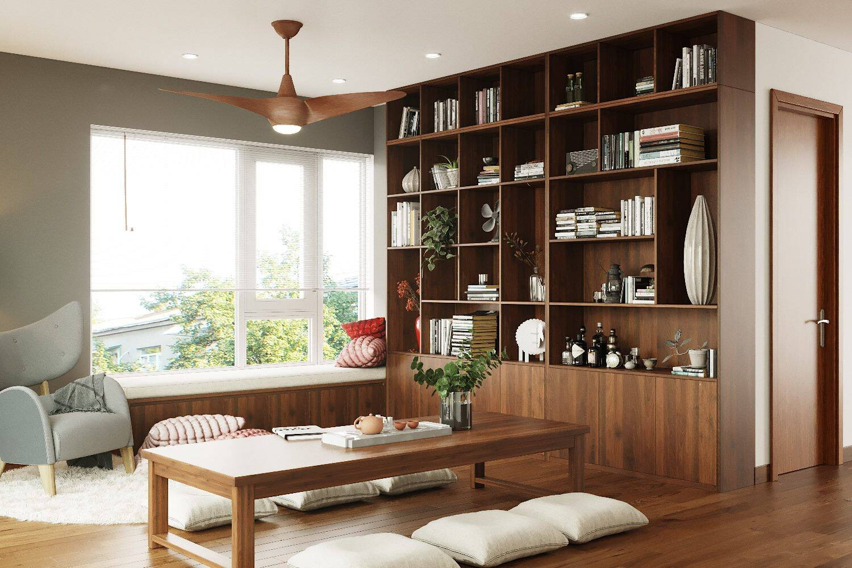 Có nên dùng gỗ công nghiệp thiết kế nội thất?