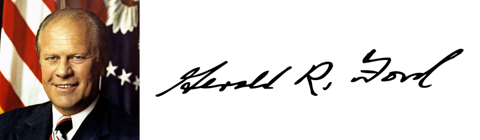 Gerald Ford. Ảnh: Business Insider.