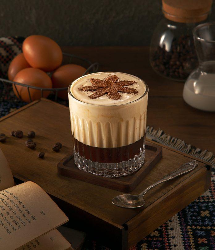 Nhà Của Mị nổi tiếng với cà phê trứng và cà phê đặc sản. Nguồn: Facebook Cà phê Nhà Của Mị