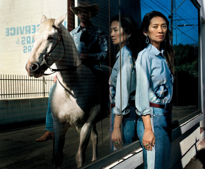 Phim Nomadland của nữ đạo diễn Chloé Zhao gây chú ý tại LHP Venice nhờ