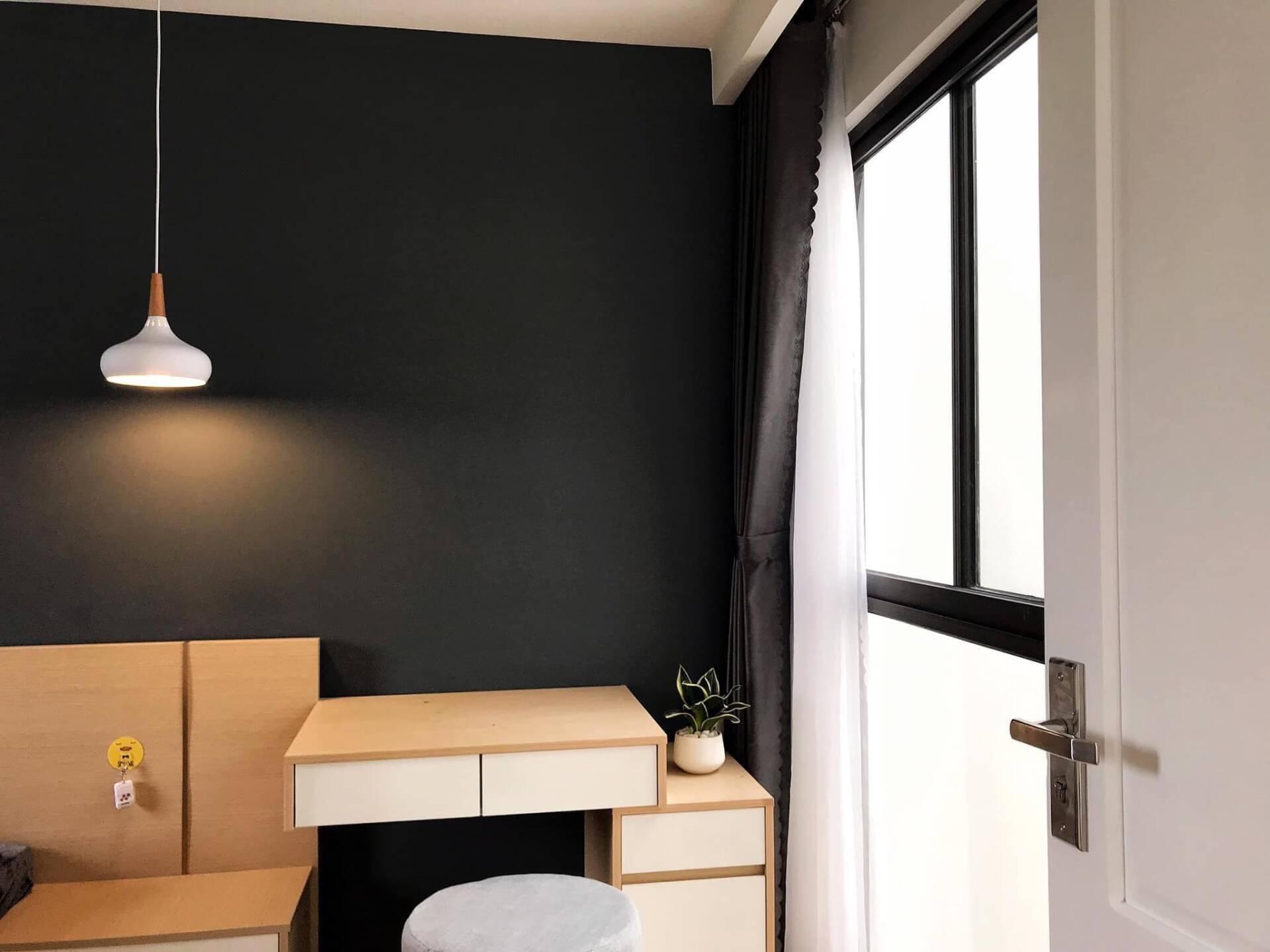 Ô cửa sổ giúp đưa ánh sáng tự nhiên vào phòng