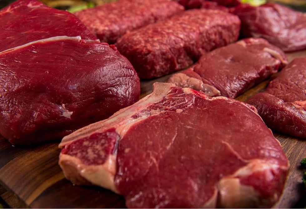 Chưa có bằng chứng con người sẽ nhiễm COVID-19 nếu ăn phải thịt bò từ con vật bị bệnh. Ảnh: River Watch Beef