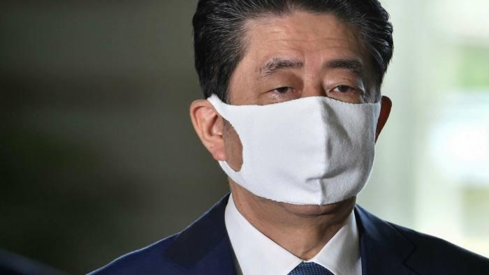 Shinzo Abe là thủ tướng tại vị lâu nhất của Nhật Bản. Ảnh: AFP