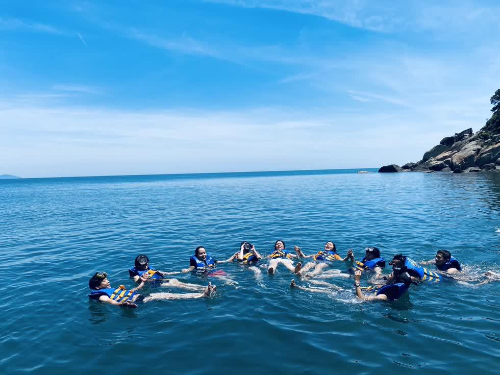 Khám phá vẻ đẹp của đảo ngọc Sơn Chà ở Huế