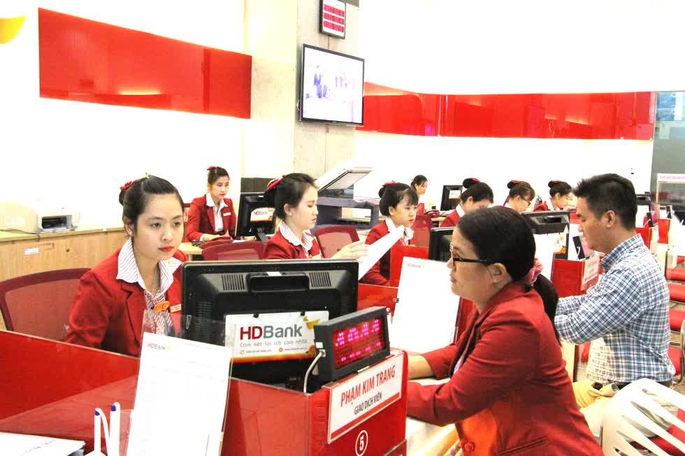 HDBank là một trong những ngân hàng mạnh về bán lẻ và doanh nghiệp vừa và nhỏ. Ảnh: HDBank