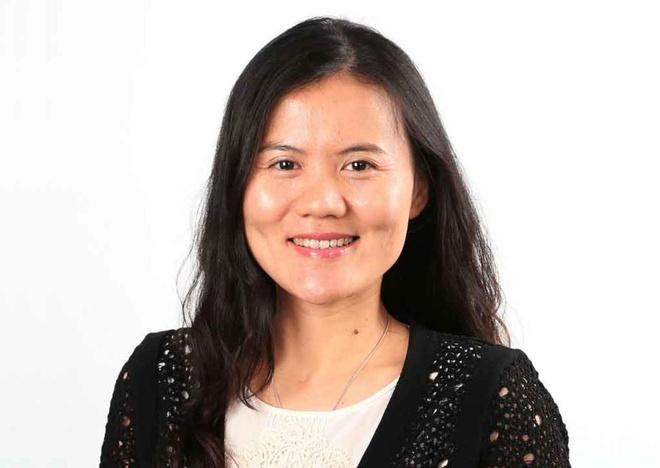 Bà Bành được vinh danh là một trong những nữ tỷ phú tự thân thành công nhất. Ảnh:Alibaba.