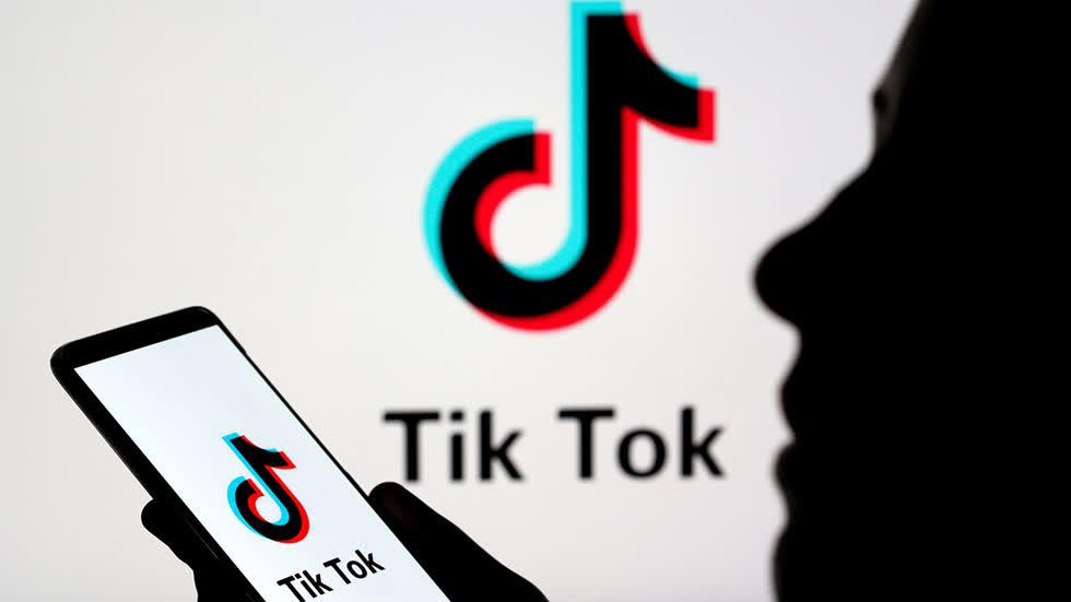 CIA không có bằng chứng cho việc Tiktok đánh cắp dữ liệu gửi về Trung Quốc. Ảnh: Reuters
