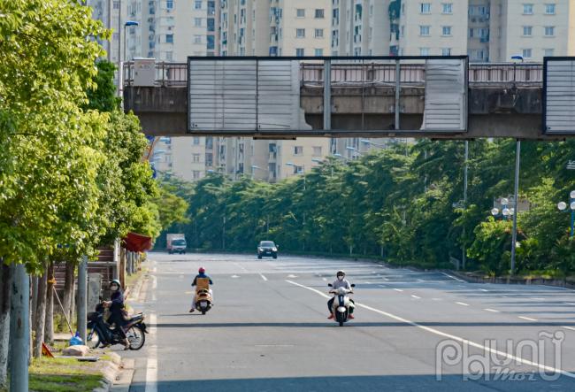 39 chốt kiểm soát ra, vào vùng xanh, vùng đỏ ở Hà Nội đang hoạt động thế nào?
