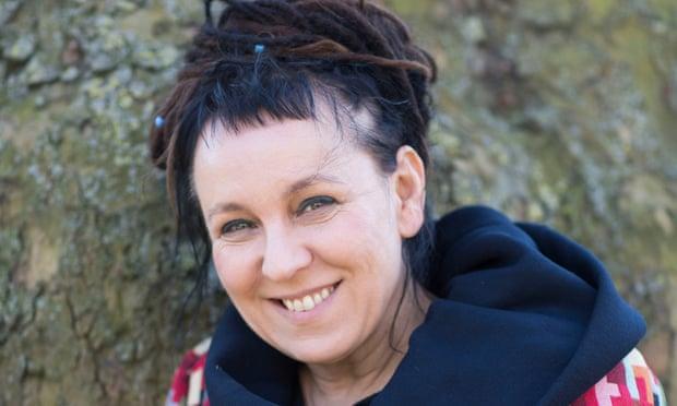 Một người phụ nữ kết hợp một trí tuệ phi thường với sự nhạy cảm vô biên:Olga Tokarczuk. Ảnh: Graeme Robertson / Người bảo vệ