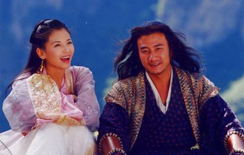 Hồ Quân và Lưu Đào được đánh giá là cặp Kiều Phong - A Châu đẹp nhất trên màn ảnh