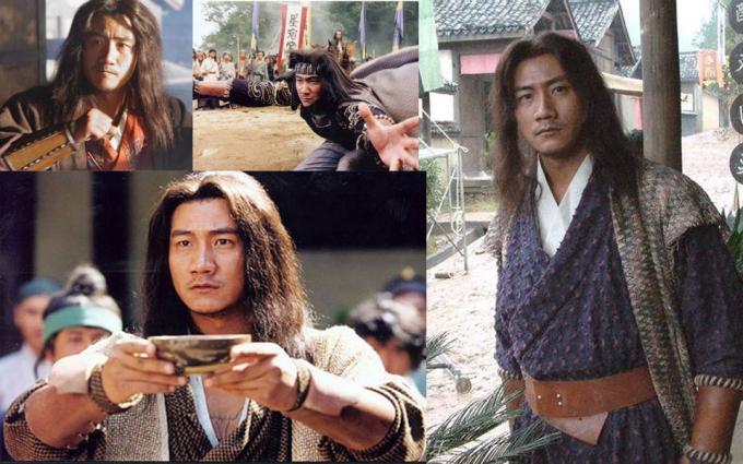 Kiều Phong của Hồ Quân như bước từ tiểu thuyết Kim Dung ra màn ảnh.