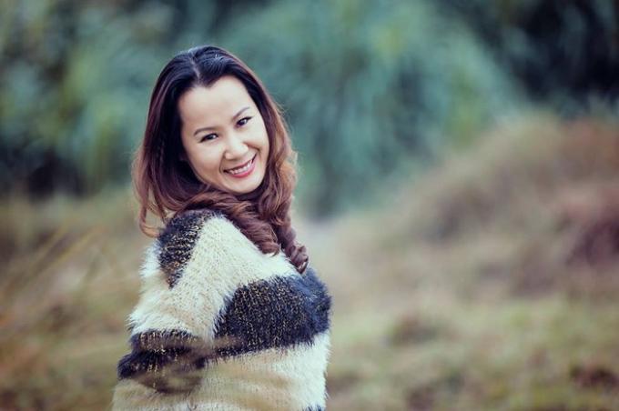 Nhạc sỹ Giáng Son có năng khiếu âm nhạc từ năm 10 tuổi do bố - nhạc sỹ Hoàng Kiều truyền cho