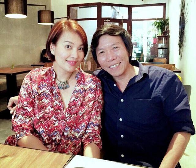 Người mẫu Minh Anh hiện tại