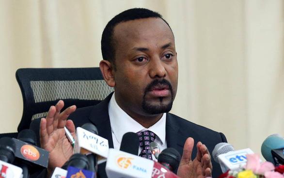 Thủ tướng EthiopiaAbiy Ahmed. Ảnh:AFP.