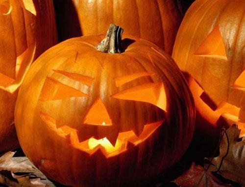 Bí ngô là biểu tượng của đêm Halloween