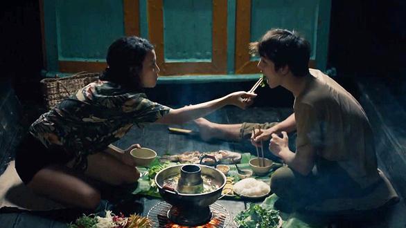 Cảnh trong phim Chàng dâng cá, Nàng ăn hoa! - Ảnh: HBO Asia/TIFF