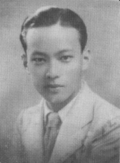 Nhạc sỹ Nguyễn Văn Thương thời trẻ