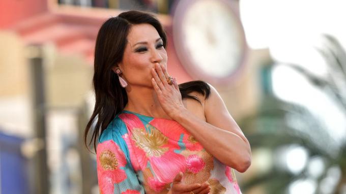 Nữ diễn viên - nghệ sỹ Luci Liu