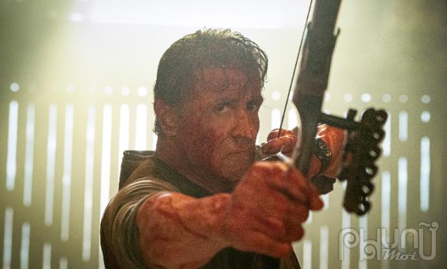 Sylvester Stallone và huyền thoại Rambo cuối cùng