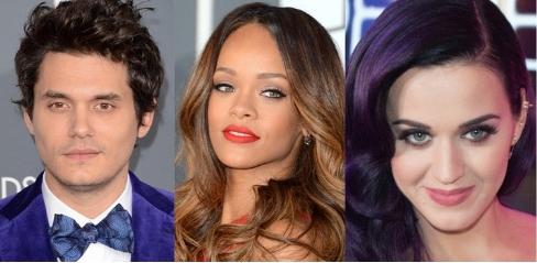 Cuộc tình tay ba đã khiến tình bạn giữa Katy Perry và Rihanna tan nát.