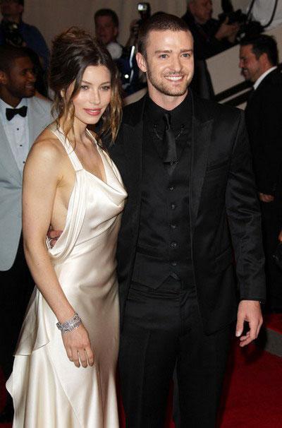 Jessica Biel - Justin Timberlake hiện là một cặp vợ chồng đẹp ở Hollywood.