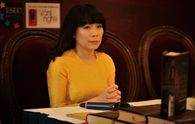Nhà văn, nhà báo, TS. Nguyễn Thị Bích Yến