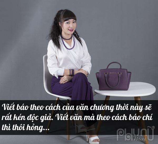 Nhà văn Di Li: