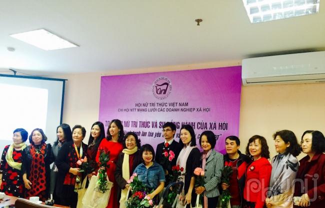 """Chi hội Nữ trí thức Đại học Thương Mại tổ chức Diễn đàn Trí tuệ và cuộc sống. Chủ đề """"Đẹp 4.0"""""""
