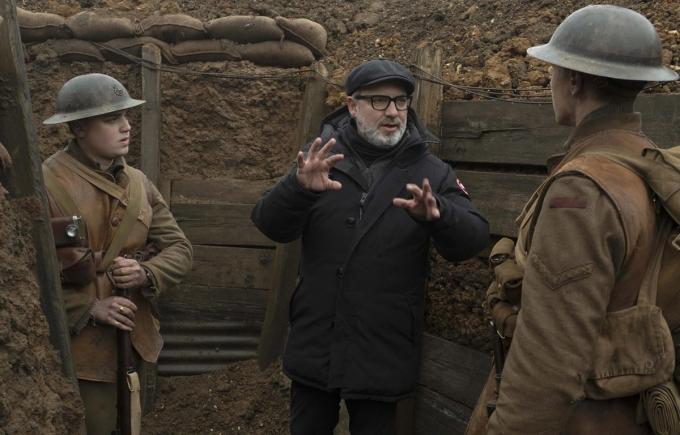 1917là tác phẩm chính kịch của đạo diễn Sam Mendes (Ảnh:Nguồn: screendaily.com)