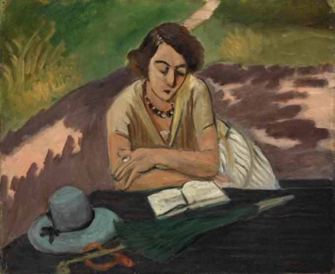 Đàn bà đọc sách