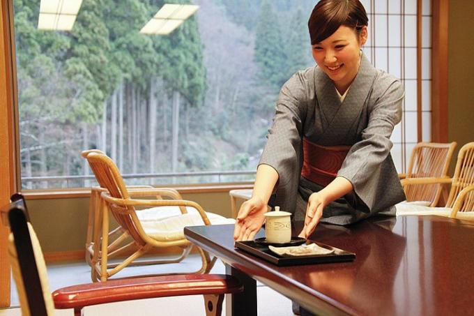 Những người nội trợ chuyên nghiệp ở Nhật Bản