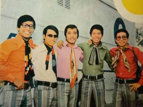 Phượng Hoàng những năm 70