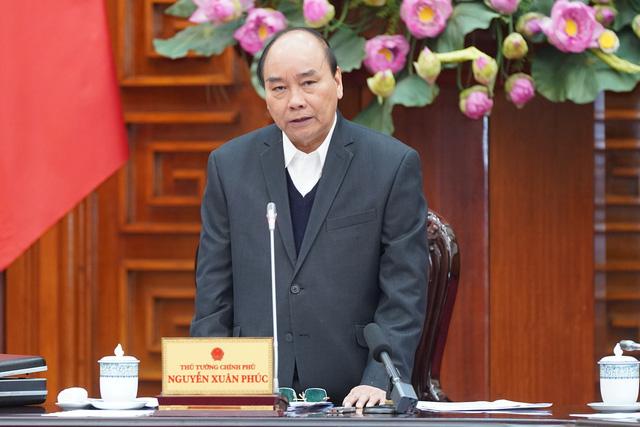 Thủ tướng yêu cầu các bộ, ngành, địa phương không được chủ quan, không để dịch lây lan, phải coi việc phòng, chống dịch như