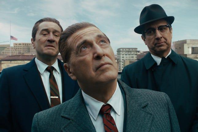 Martin Scorseseđươcđề cử làđạo diễn xuất sắc nhất trong số các đạo diễn còn đương thời. Ảnh: Netflix