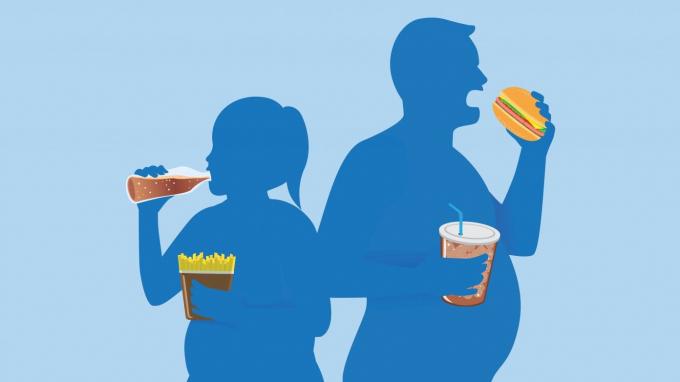Chế độ ăn uống không lành mạnh đang gây ra tử vong cao hơn so với hút thuốc lá và huyết áp cao