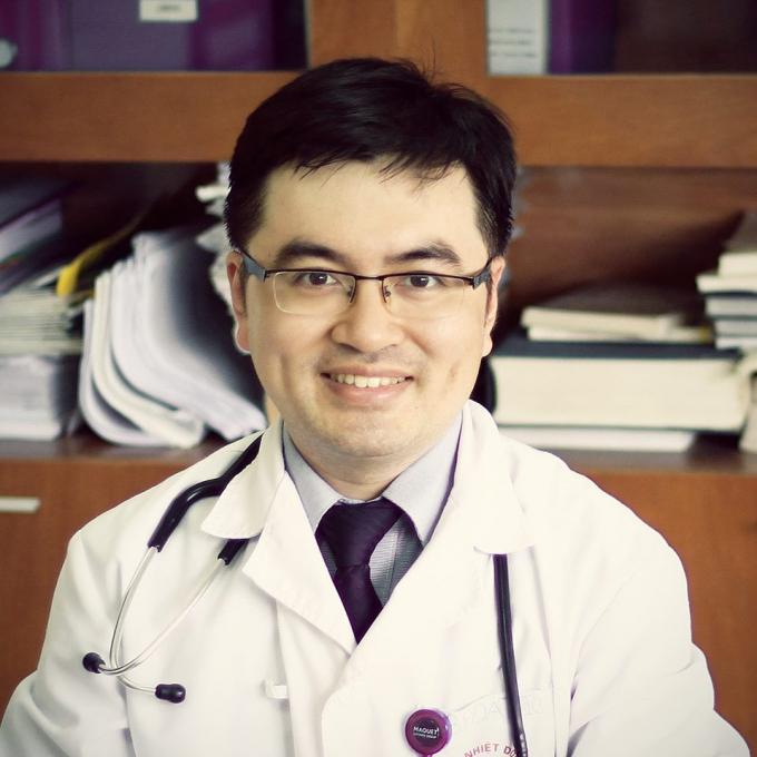 Theo bác sỹ Vũ Quốc Đạt, nếu virus corona lây qua khí dung, thì tỉ lệ 1 người có khả năng lây cho trên 10 người