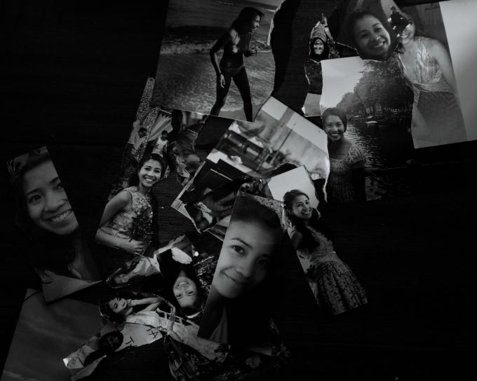 Đây là nhữngbức ảnh của tôi trước khi cuộc tấn công xảy ra, với tôi, đó như là một cuộc đời khác.