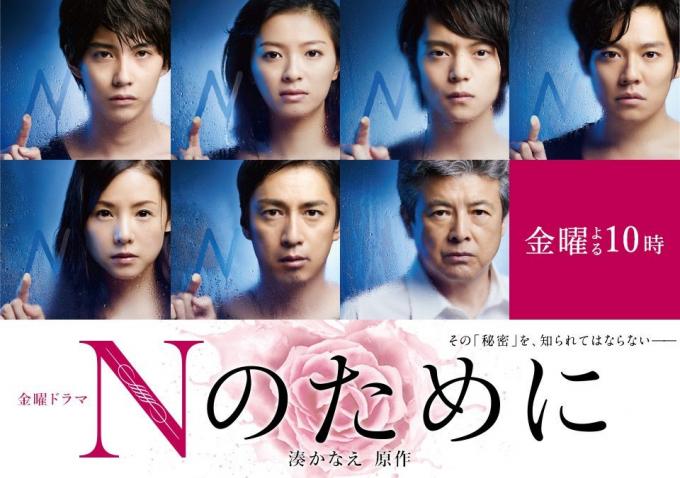 Phim Tất cả vì N (N no tame ni, 2014)