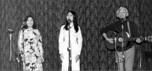 Thái Hằng, Thái Thanh và Phạm Duy