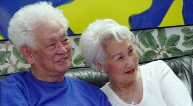 Thái Thanh và Phạm duy khi về già