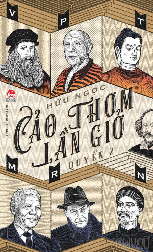 """""""Cảo thơm lần giở"""": Cuốn từ điển về cuộc đời và tư tưởng của hơn 180 danh nhân Thế giới"""