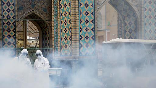 Iran là một trong những quốc gia chịu ảnh hưởng nặng nề nhất của COVID-19