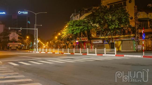 Ngã tư Điện Biên Phủ - Hàng Bông