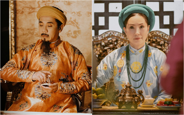 Phượng Khấu kể về cuộc đời của nhân vật Phạm Hiệu Nguyệt (tứcTừ Dụ Hoàng thái hậu), nhân vật do diễn viên Hồng Đào đám nhiệm. Bà là vợ cả của hoàng đế Thiệu Trị (NSUT Thành Lộc thủ vai).