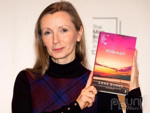 Nữ tác giảAnna Burns và tiểu thuyết Người giao sữa