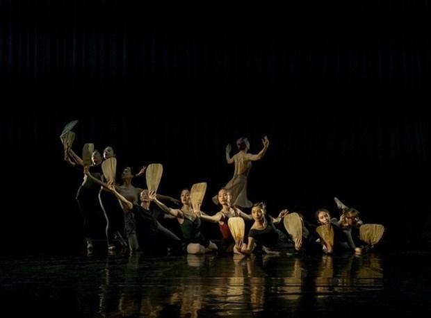 Nghệ sỹ Việt đưa kiệt tác 'Truyện Kiều' lên sân khấu ballet