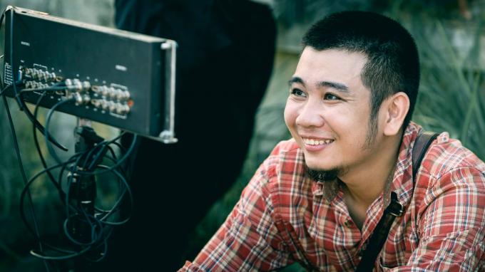 Đạo diễn trẻ Vương Minh Việt
