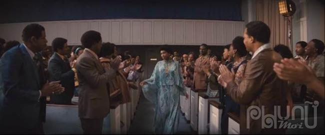 """Cuộc đời của """"Huyền thoại nhạc soul"""" Aretha Franklin lần đầu được tái hiện trên màn ảnh"""